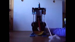 видео Принцип Работы 4 Тактного Двигателя