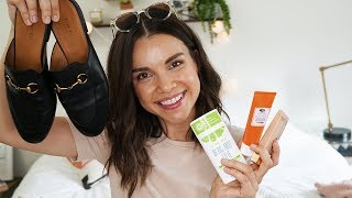 July Favorites LIVE Stream! Skincare, Makeup + Fashion | Ingrid Nilsen thumbnail