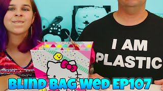 BLIND BAG WEDNESDAY EP107 | PUPPY in my POCKET, ZOMBIES, Lalaloopsy & YUMMY WORLD