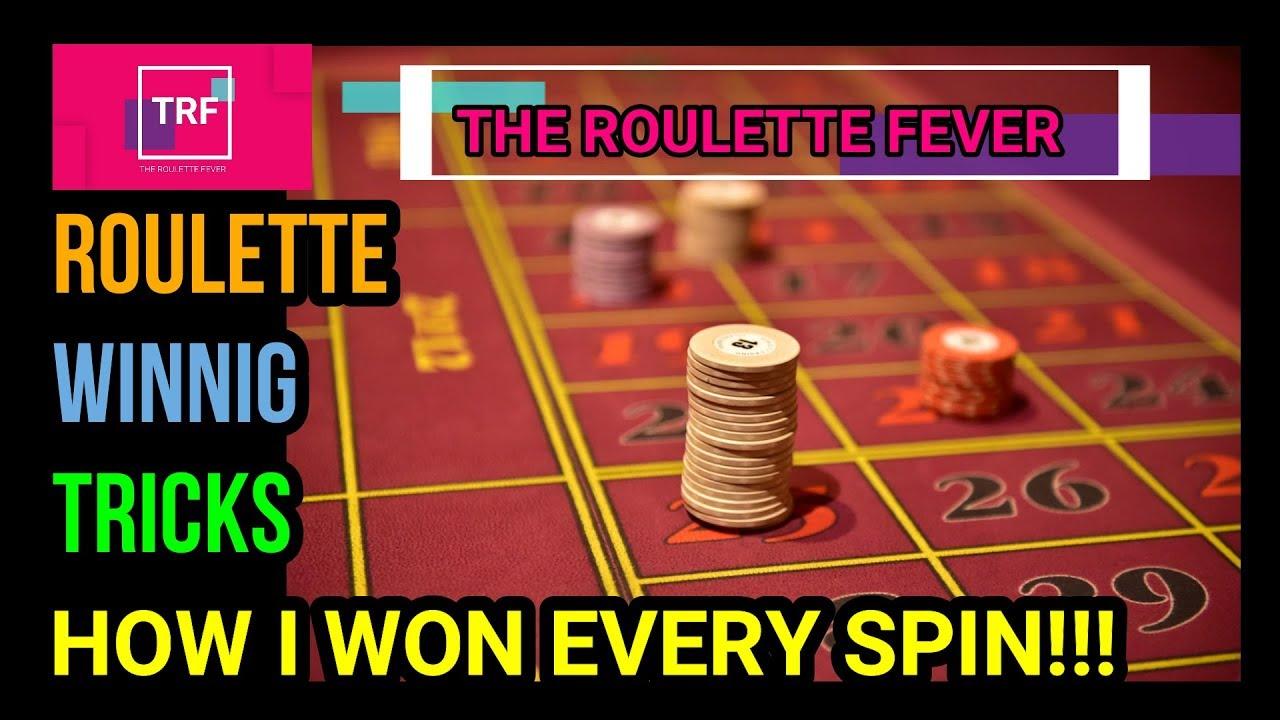 Roulette Winning Tricks