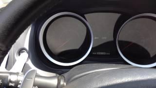 Turn Off Service Light - 2010 to 2013 Mitsubishi Lancer