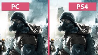 The Division – PC vs. PS4 Graphics Comparison