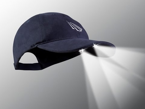 PowerCap - LED Lighted Cap