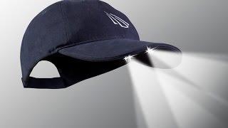 PowerCap - LED Lighted Cap