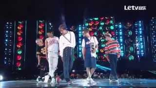 150523 SHINee (샤이니) - View (뷰) + Love Sick (러브 시크) & Ending @ Dream Concert 2015