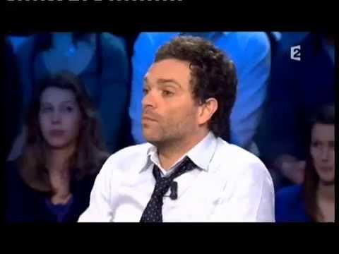 Yann Moix - On n'est pas couché 13 février 2010 #ONPC