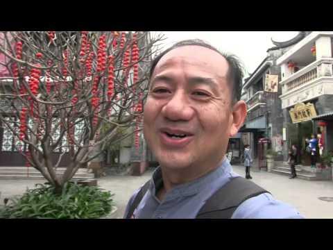 Daniel at Lingnan Guangzhou China