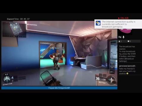 OregonGirlDabUp's Broadcast  :) Girl Gamer come chat