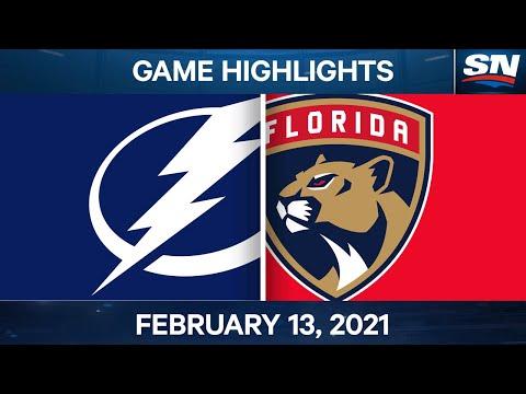 NHL Game Highlights | Lightning vs. Panthers – Feb. 13, 2021