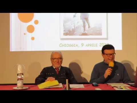 ClauDio Girotto Presso L'Università Popolare Chioggia 01 - Primo Libro Di Un Menestrello