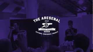 Rizzle Kicks - Arsenal Purple Reign Demolition Man