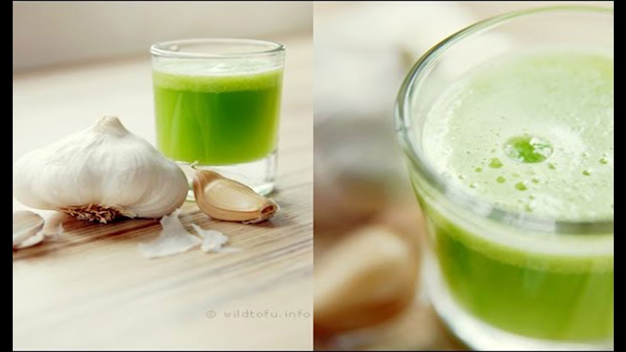 How to Make Garlic Juice How to Make Garlic Juice new images