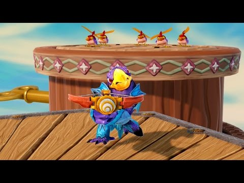 Skylanders: Trap Team - Cross Crow - Part 31