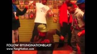 Yung Nation Gang South Dallas Swagg to Club Rock