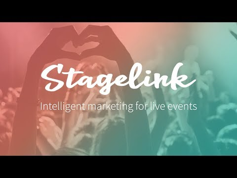 Intelligent marketing for live events