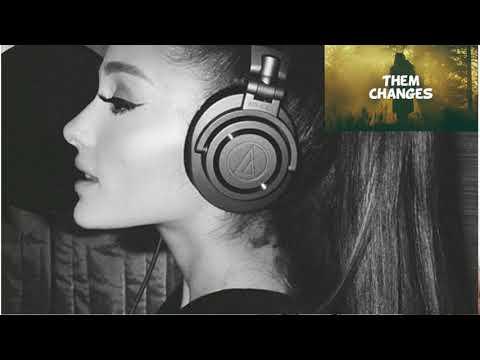 Ariana Grande - Them Changes (Thundercat cover) Lyrics Español  / English