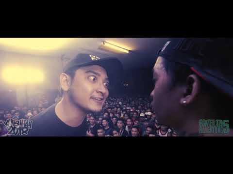 FlipTop - Shehyee vs J-King @ Isabuhay 2018