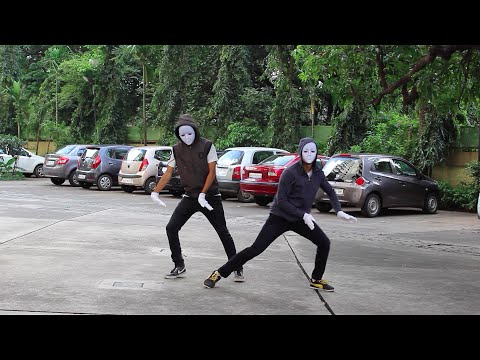 Hip Hop on Garba :: Dancing Jack Crew -   DJC  