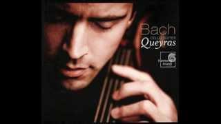 Jean-Guihen Queyras: Bach Cello Suite 2 - Menuet I & II