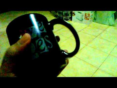 WWE Merch #2- AJ LEE Love Bites mug