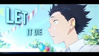 Three Days Grace - Let It Die  (HD) AMV Lyrics - (Sub - Esp)