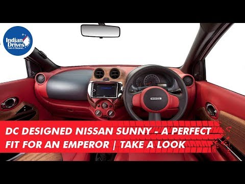 DC Designed Nissan Sunny