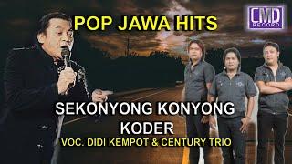Download SEKONYONG KONYONG KODER - CENTURY TRIO Ft. DIDI KEMPOT[Official Music Video CMD RECORD]