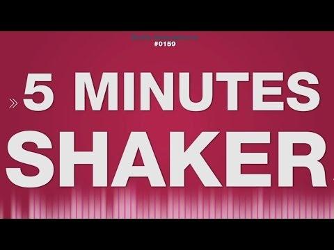 SOUND EFFECT - Shaker - Soundeffekt barulho bruit drums percussion Rassel instrument