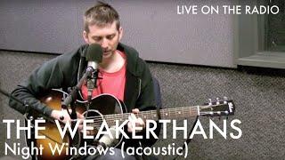 The Weakerthans - Night Windows (acoustic)