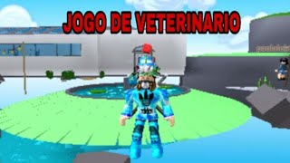 Roblox-veterinary simulator(vet simulator)