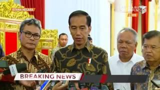 Jokowi Perintahkan Seluruh Aparat Bergerak Ke Aceh