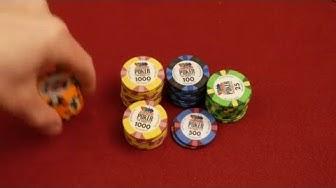 Championship Poker Series - The Great Poker Chip Adventure Season 02 Episode 04