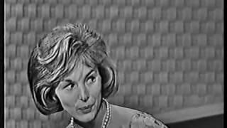 PASSWORD 1962-05-29 Jack Benny & Joan Benny