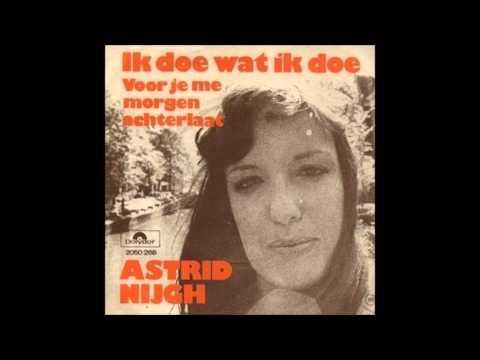 1974 ASTRID NIJGH ik doe wat ik doe