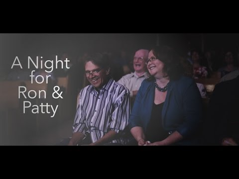 A Night For Ron & Patty