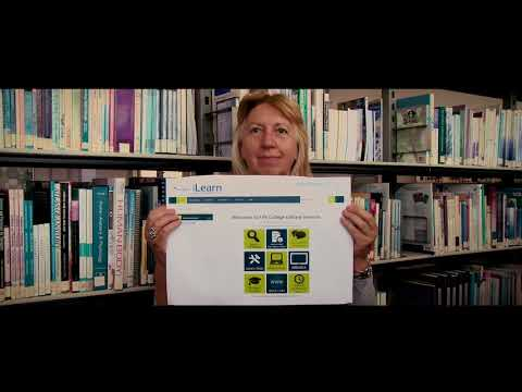 Library Introduction | Fife College 17/18