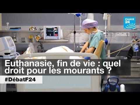 Fin de vie, euthanasie : la sédation pour tous ? - #DébatF24