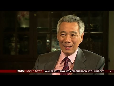 BBC HARDtalk - Stephen Sackur Interviews Singapore