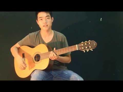 Bài 2: Tay phải khi chơi Guitar Cổ Điển