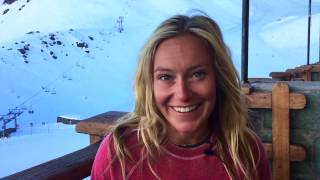 Jamie Anderson Olympic Gold Medal Snowboarder - Changing the Planet