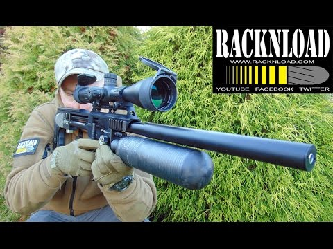 FX Impact (38 flbs) **FULL REVIEW** by RACKNLOAD
