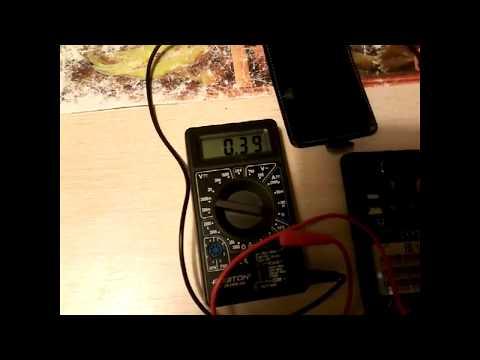 Как проверить телефон на утечку тока или КЗ на плате, не имея под рукой лабораторного БП