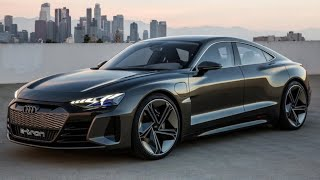 Official audi footage of the new e-tron gt concept, fully electric 4-door coupe with great design. car will go into production in 2020. power output: 590 hp!...
