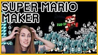Mario Mania! // Mario Maker [100 Mario Challenge]