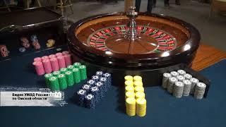В Омске полицейские накрыли подпольное казино