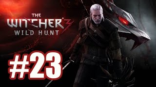 The Witcher 3: Wild Hunt. Прохождение. Часть 23. Возвращение в Кривоуховы топи.