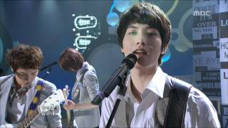 CNBLUE - Love, 씨엔블루 - 러브, Music Core 20100522
