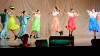 Образцовый хореографический  коллектив «Фаворит»(Второй тур фестиваля