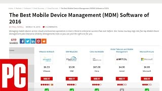The Best Mobile Device Management (MDM) Software of 2016
