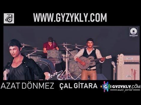Azat Donmezow - Çal Gitara (Vector Animation)